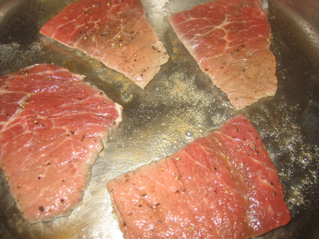 9-brown the rest of the meat.JPG