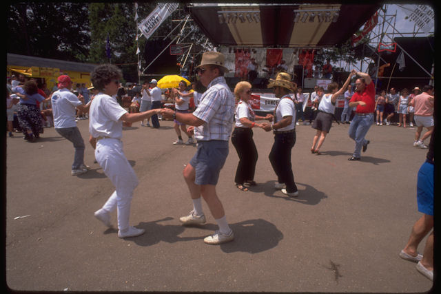 the cajun two step at crawfish festival.jpg