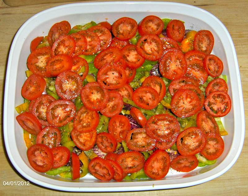 Eggplant:pepper:tomato dish.jpg