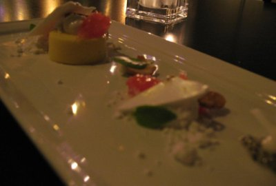 RESTAURANT NEWTOWN, MONTREAL - Yuzu Cream, Kalamansi Curd, coconut, grapefruit, Thai basil.jpg
