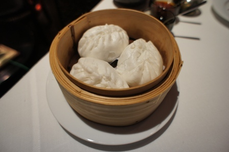 The China House - Duck and vegetable buns.JPG