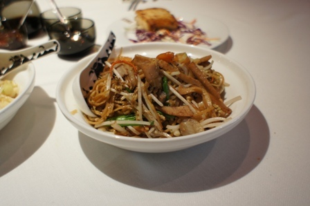 The China House - Noodles with seafood.JPG