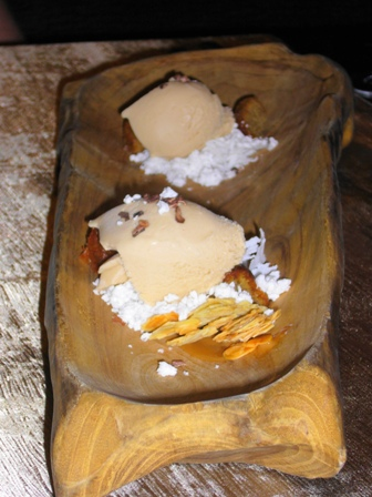 Sra Bua - Banana Cake with Salted Ic Cream and Caramelised Milk.JPG
