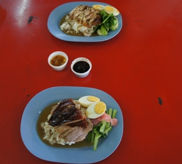 Covered foodhall -Duck and pork.jpg