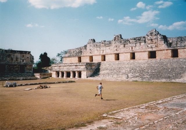 Running at Uxmal.JPG