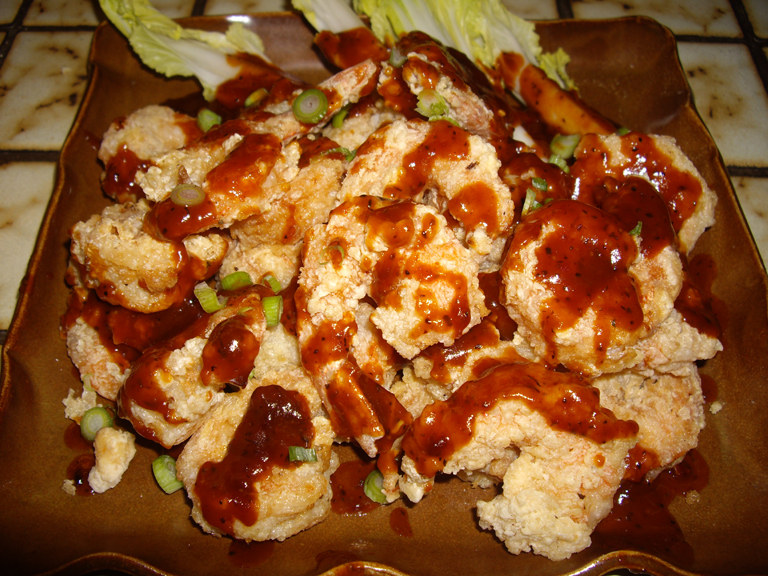 deep fried shrimp and BBQ sauce 7517.jpg
