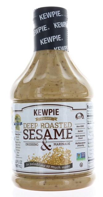 Kewpie Creamy Deep Roasted Sesame Dressing & Marinade