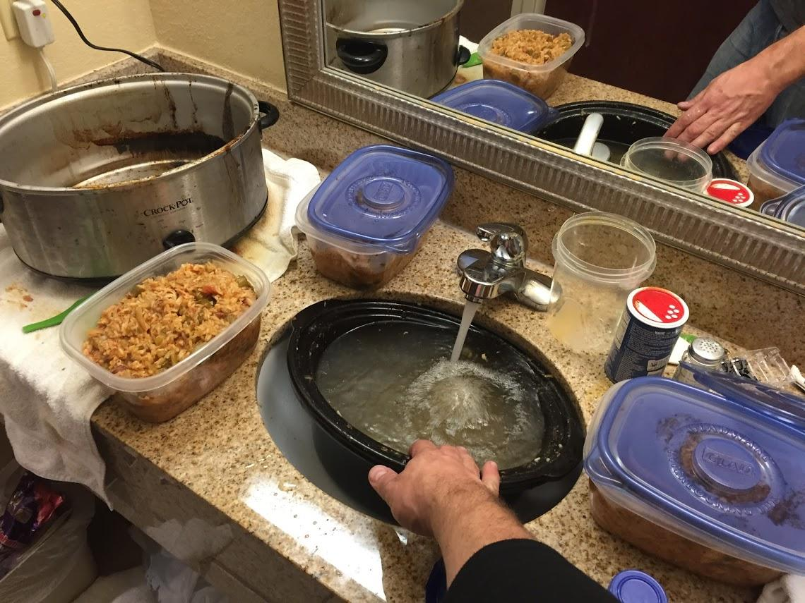 Cooking in a hotel room - Cooking - eGullet Forums