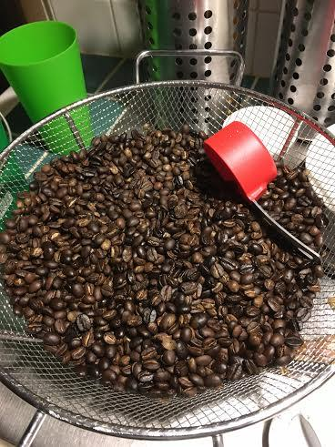 Post in Home Coffee Roasting