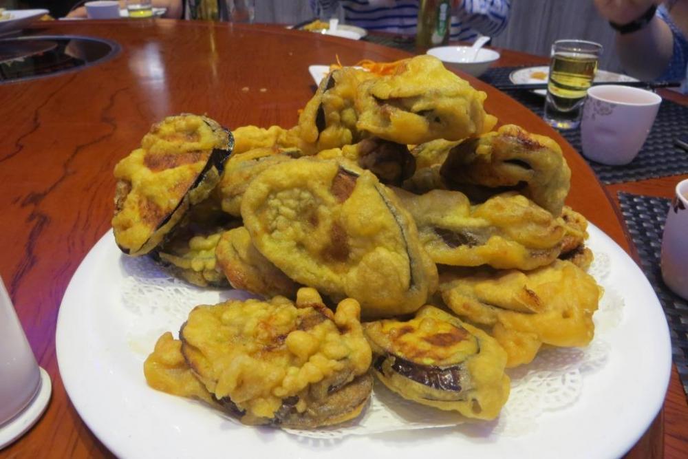 160527 049 Lunch Fried Eggplant Pork.JPG