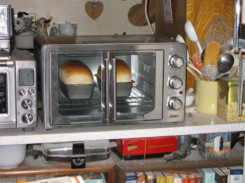 Breville Quot Smart Quot Oven Vs Oster Quot Dumb Quot Oven Kitchen