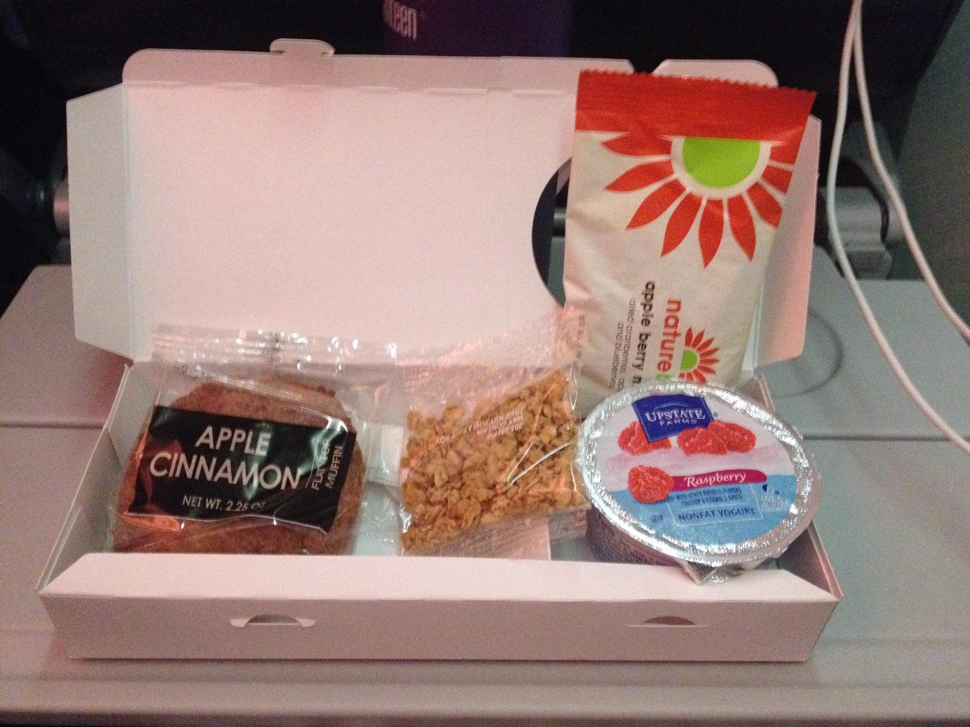 Post in Airline Food-The good, the bad and the ugly