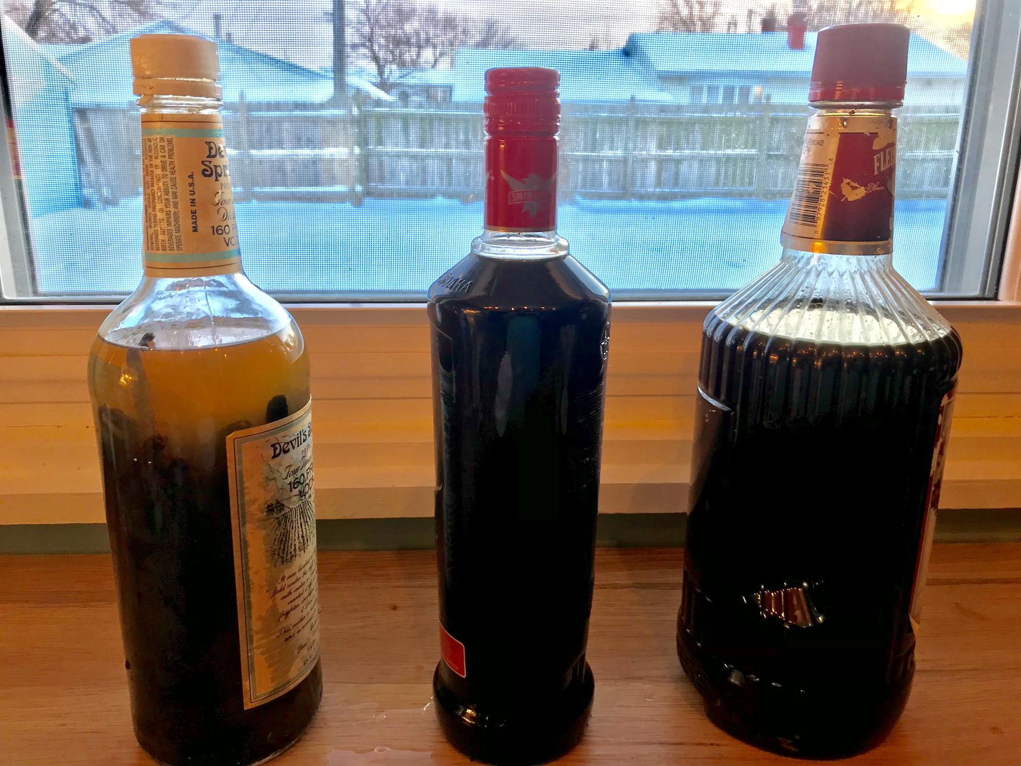 Post in The make-your-own vanilla extract experiment
