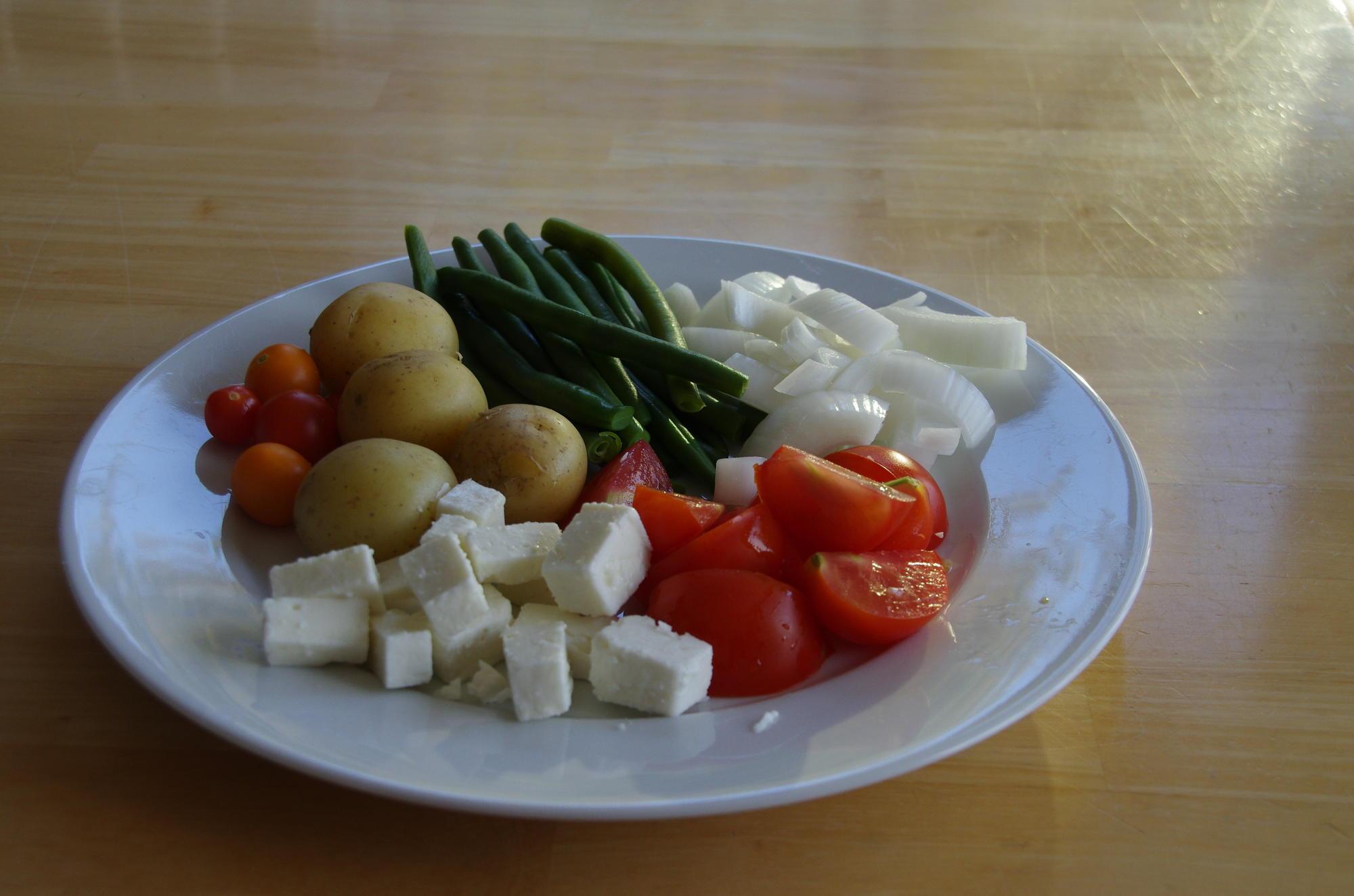 Post in eG Cook-Off #79: Resurrecting and Rethinking Summer Salads, Summer Food's Unpopular Kid