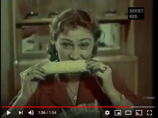 Vintage Soviet Commercial-Singing Corn.JPG