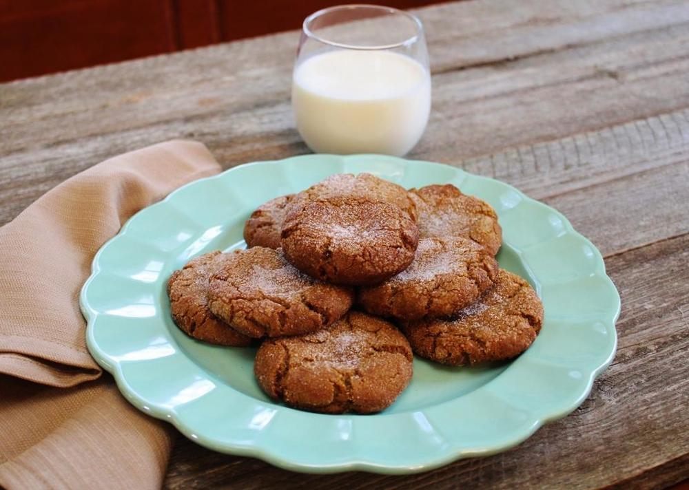 Molasses Crinkle Cookies.JPG