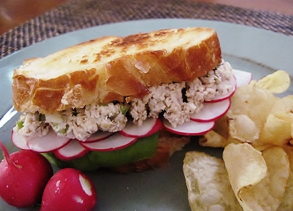Roast Chicken Salad Sandwich.JPG