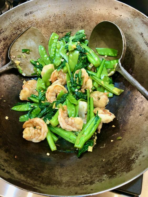 Shrimp with greens, Hunan style 02-24.jpeg
