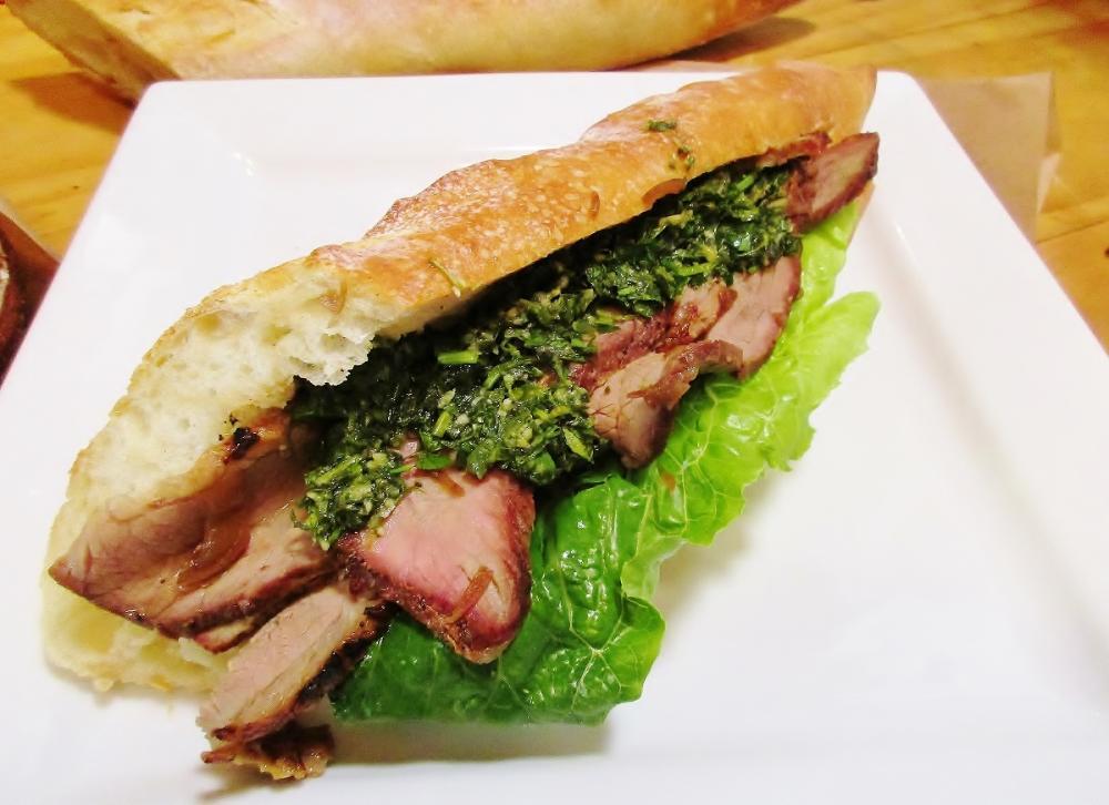 Grilled Tri-Tip Sandwich with Chimmichuri.JPG